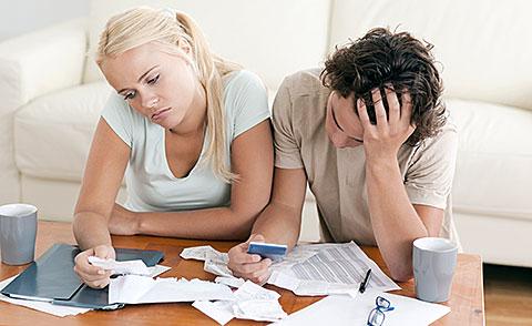 hjälp med ekonomiska problem